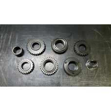 Albins 3rd - 5th Gearset - EVO 8-9 6-Speed