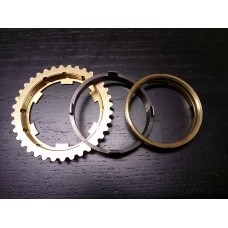 Small Double Synchro Ring - EVO III